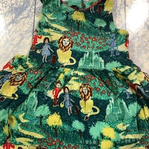 Wizard of oz themed dress 3T